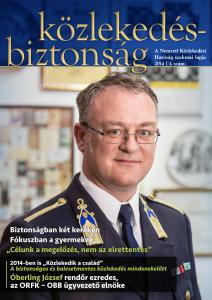 Közlekedésbiztonság 2014 - 1. szám Parancsikon
