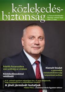 Közlekedésbiztonság 2014 - 2. szám Parancsikon