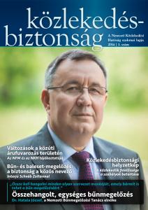 Közlekedésbiztonság 2014. - 3. szám Parancsikon