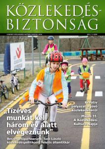 Közlekedésbiztonság 2015. - 3. szám Parancsikon