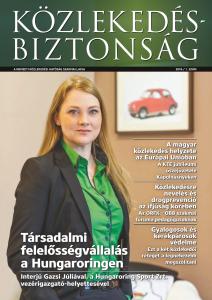 Közlekedésbiztonság 2016. - 1. szám Parancsikon